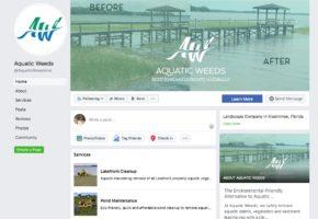 Aquatic Weeds Facebook page
