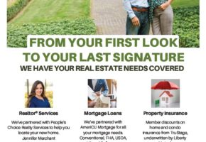 Credit Union Real Estate Flyer