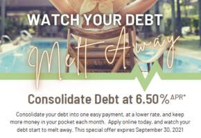 Personal Loan Campaign Flyer